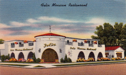 Felix Mexican Restaurant - Houston TX